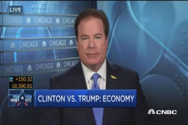 Trump: Where's the growth?