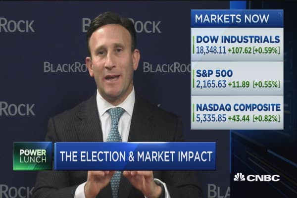 Koesterich: Election may not matter to broader market