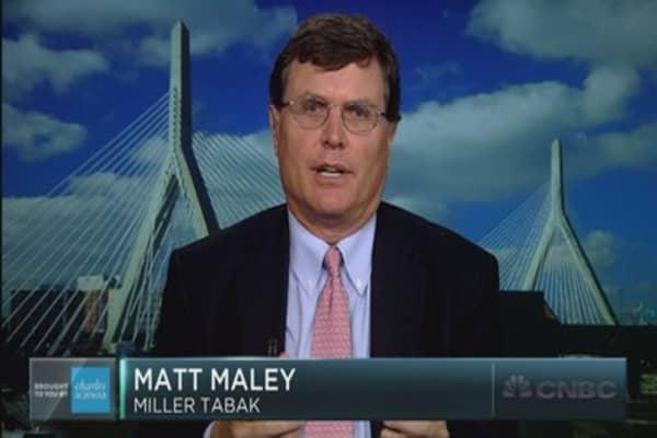 An ultra-rare market event raises questions