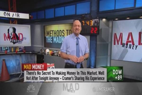 Cramer's stock picking methods: Finding the best entry point