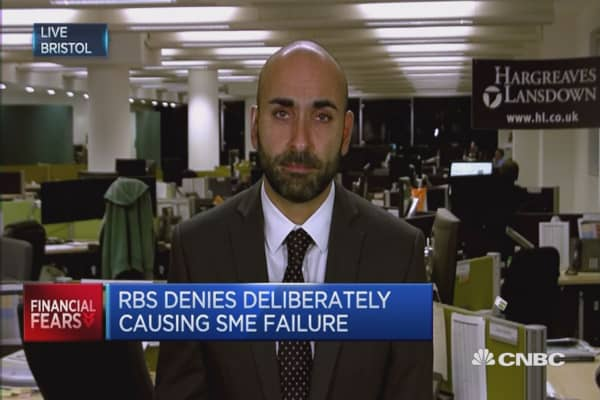 It's not a pretty picture for RBS: Analyst