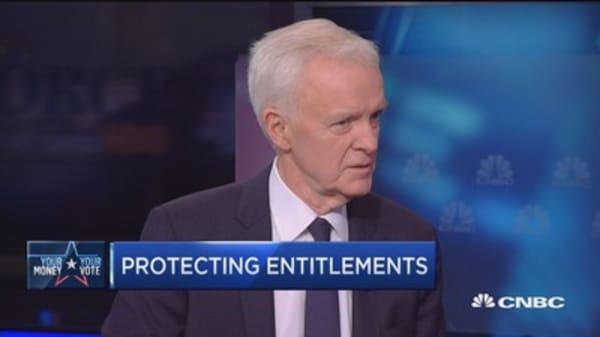 Bob Kerrey: Sounding the alarm on social security
