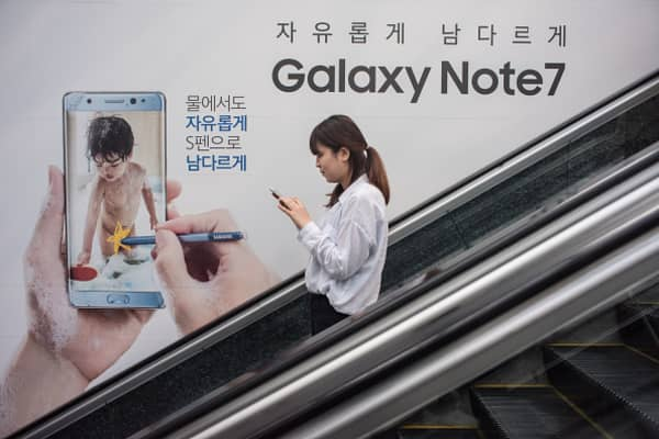 Death of the Samsung Galaxy Note 7