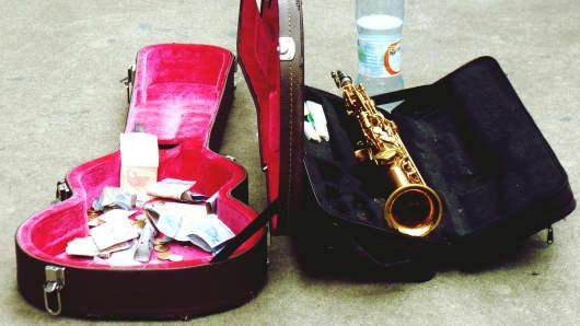 trumpet money