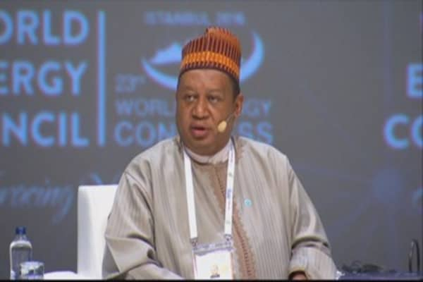 OPEC not interested in price: secretary general