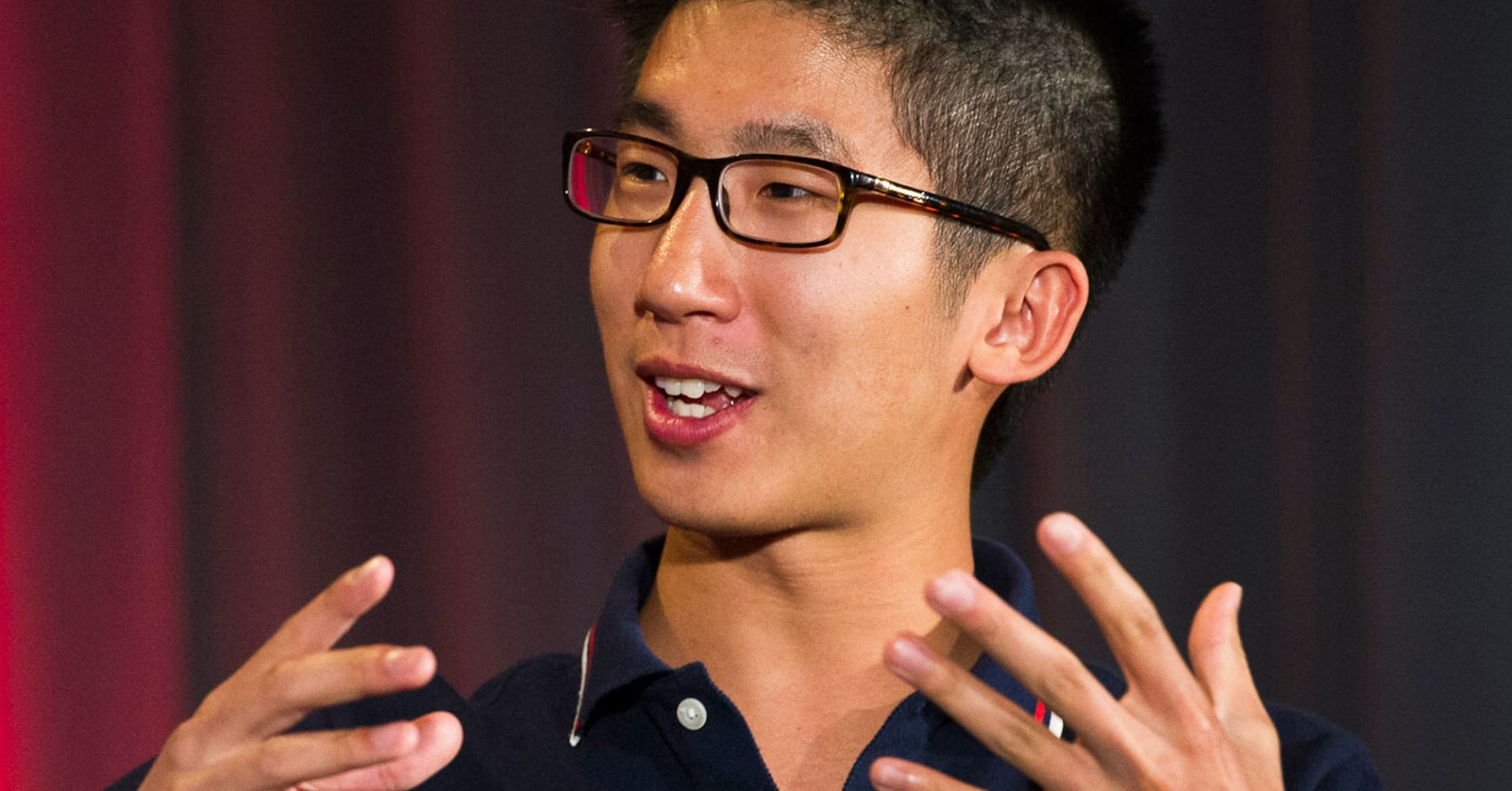 Brian Wong, chief executive officer and co-founder of mobile advertising company Kiip.