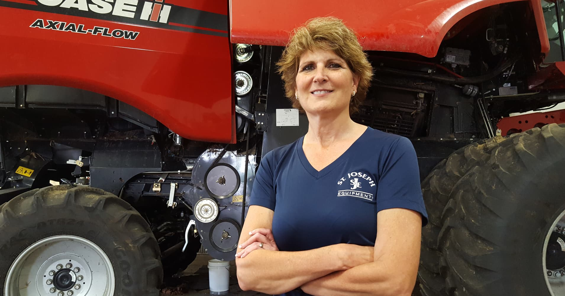 Entrepreneurs like Sherry Wuebben, owner of St. Joseph Equipment in La Crosse, Wisconsin, are grappling with the idea of higher federal wages.