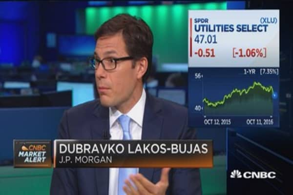 Lakos-Bujas: Superior growth in health care sector