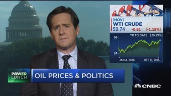 OPEC successful at manipulating sentiment: McNally