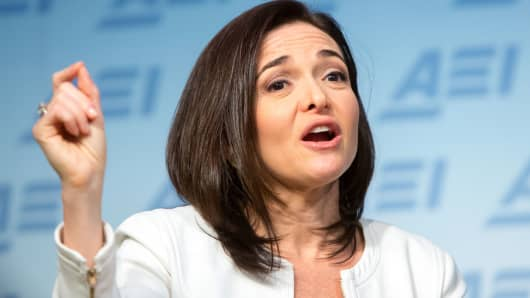 Facebook COO 'disgusted' by ad targeting tools, will add more human oversight