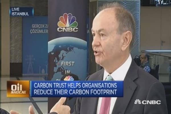The big debate is about losing coal and building gas: CEO