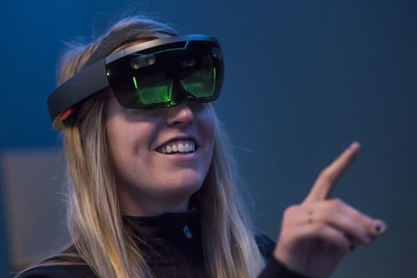 Microsoft's Hololens has arrived in Europe
