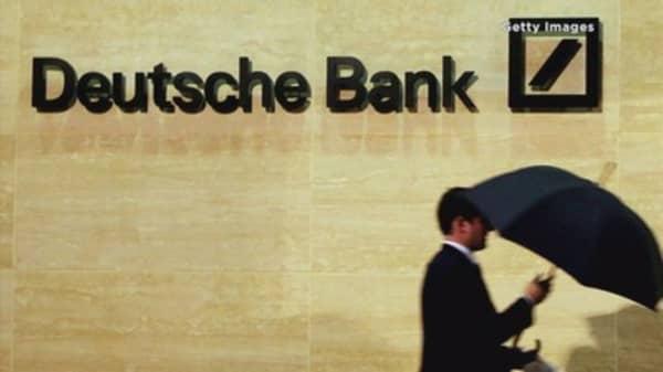 Deutsche Bank faces higher borrowing costs