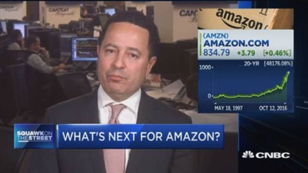 Cantor Fitzgerald: Amazon to hit $1,000