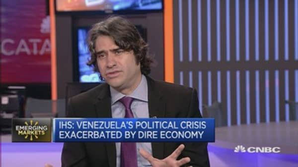The situation in Venezuela is deteriorating: Analyst