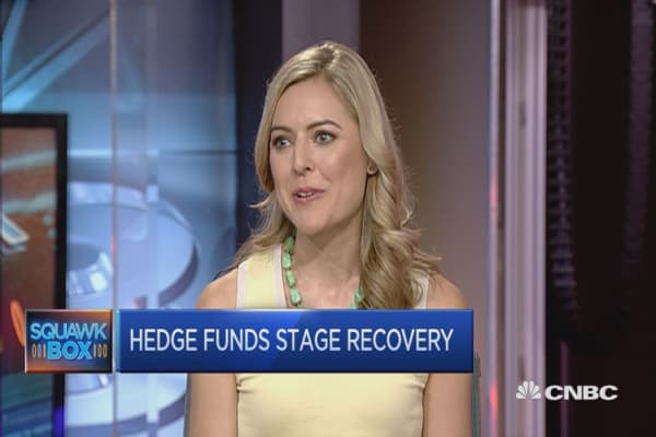 Are hedge funds coming back into vogue?