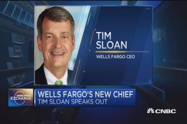Wells Fargo CEO Stumpf retires