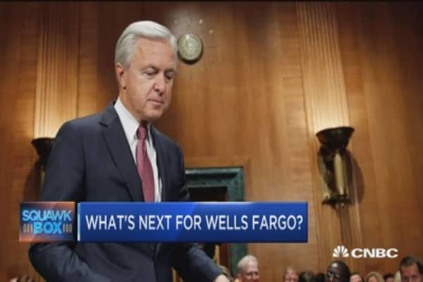 What's next for Wells Fargo?