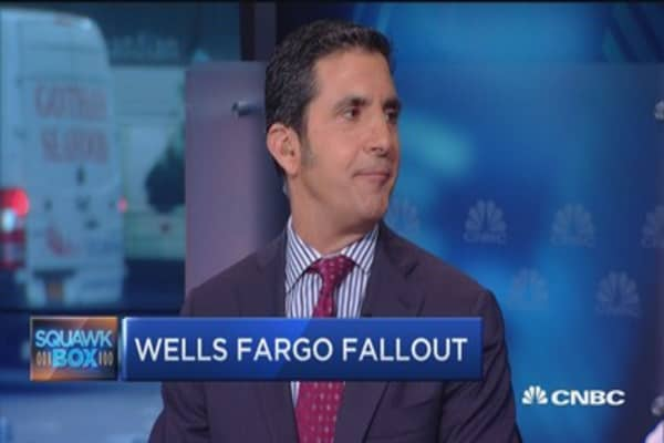 Mike Mayo: New chapter for Wells Fargo
