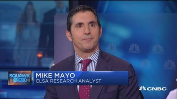 Wells Fargo's crisis management failure: Mike Mayo