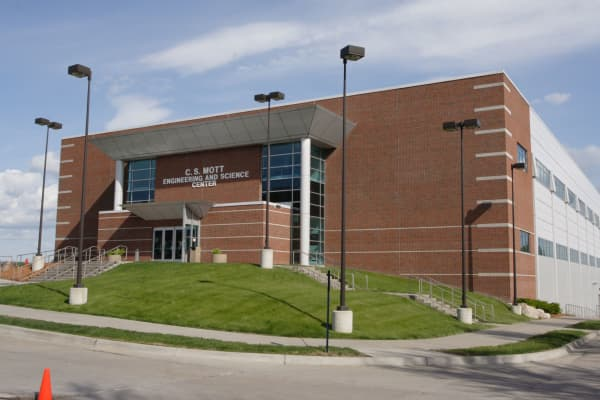 C.S. Mott Engineering and Science Center on the campus of Kettering University.