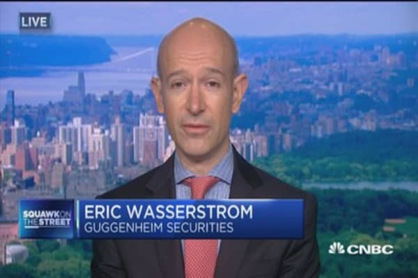Wasserstrom: Macro continues to weigh on bank earnings