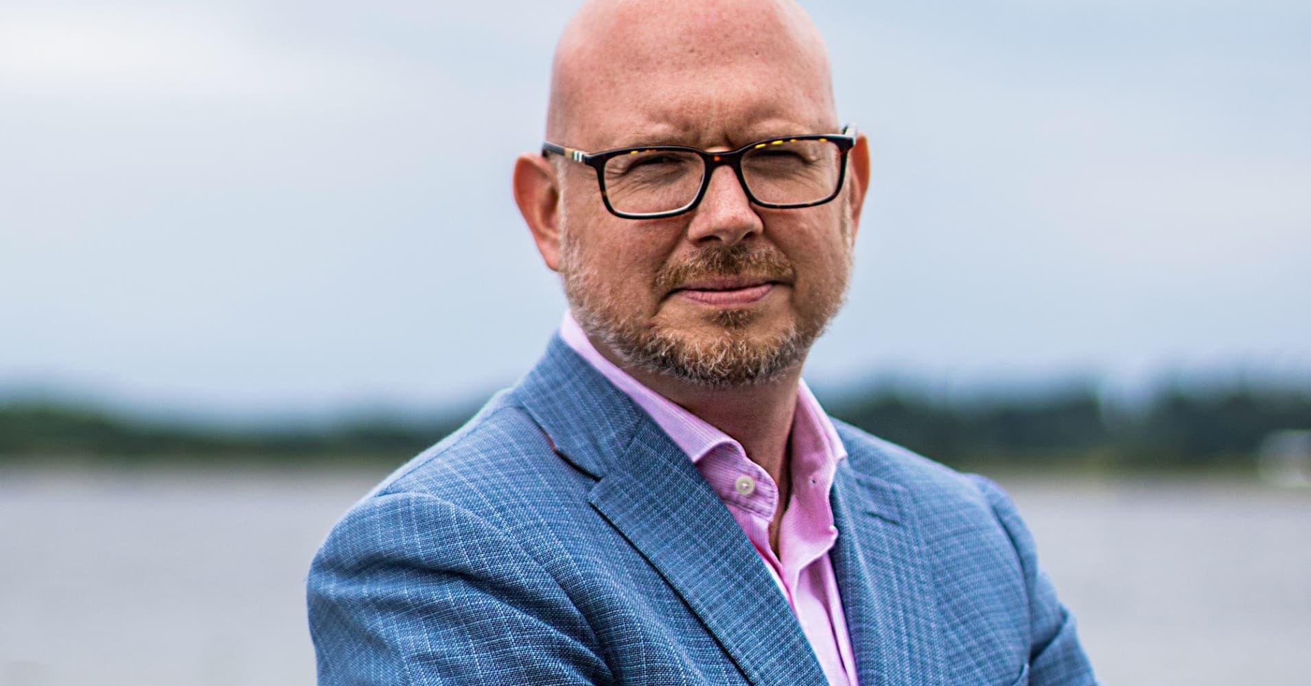Keld Jensen, negotiation expert and author.