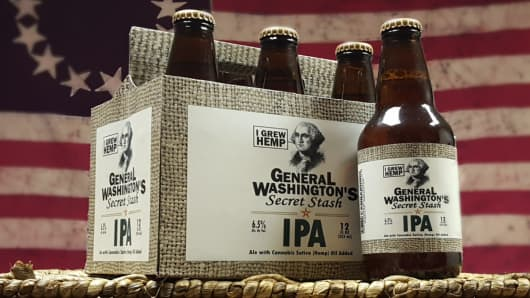 General Washington's Secret Stash by Dude's Brews