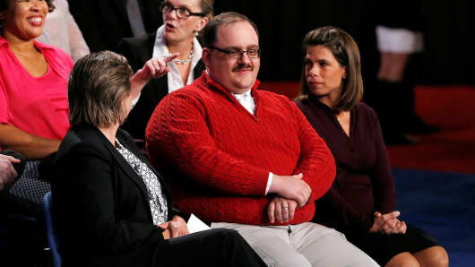 Ken Bone lands Uber endorsement and t-shirt deal