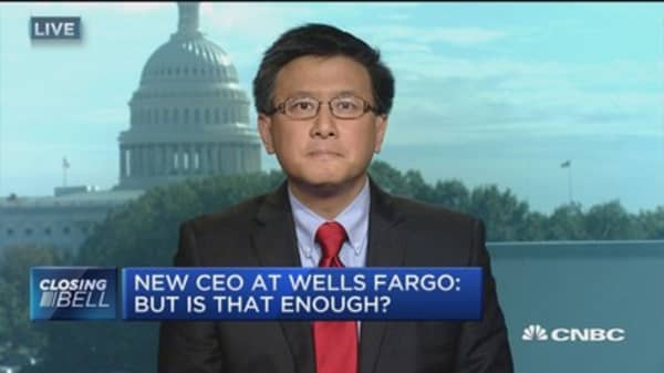 New CEO at Wells Fargo: Is it enough?