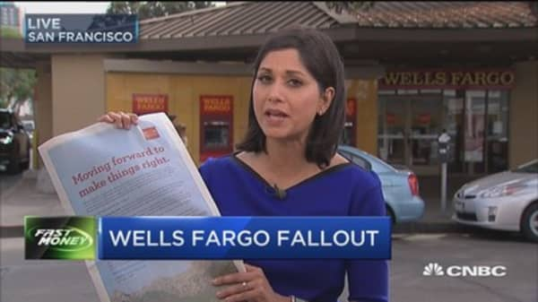 Wells Fargo: Moving forward to make things right