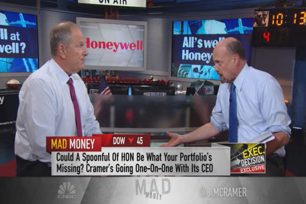 Honeywell CEO Cote admits 'I was wrong' for not painting a better 2017 outlook