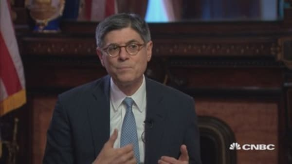 Treasury Sec. Lew: Stopping the erosion of our corporate tax base