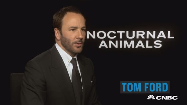 Tom Ford on his directing style