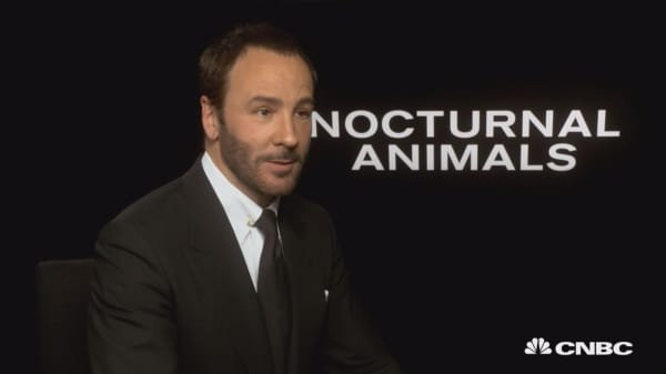 Why Tom Ford finds Trump 'shocking'