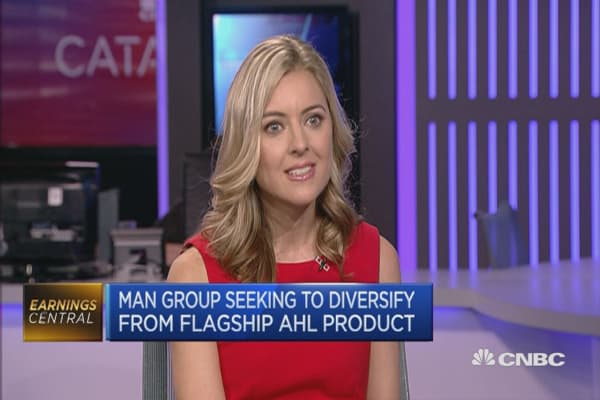 This is a sign Man Group is ready to go for acquisitions: Reporter