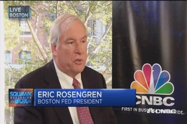 Boston Fed forecasts 4.7% unemployment