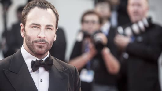Tom Ford attends the Closing Ceremony during the 73rd Venice Film Festival