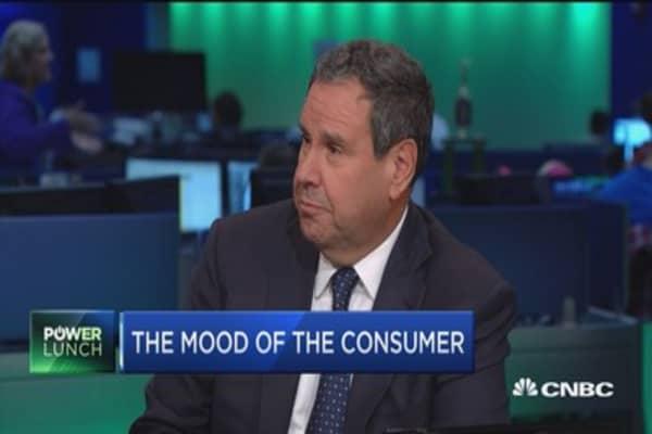 Sadove: Consumers pretty healthy