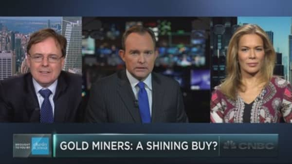More gains ahead for gold miners?