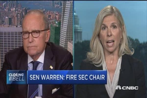 Warren vs. White