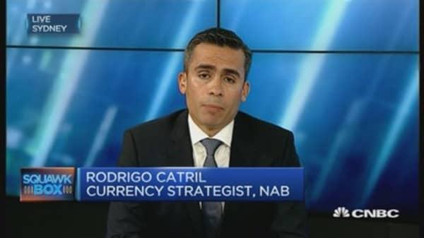Pound-dollar parity a bit of a stretch: Strategist