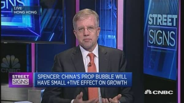 Does China's housing bubble have a silver lining?