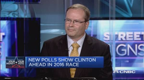 Clinton and Trump supporters see different Americas: Pro