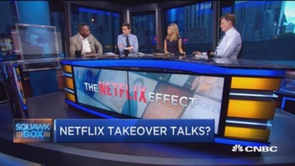 Netflix vs. cable