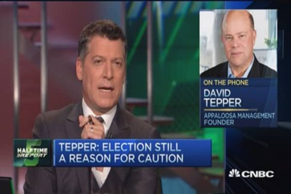Tepper: Turnover of Senate control could be an issue