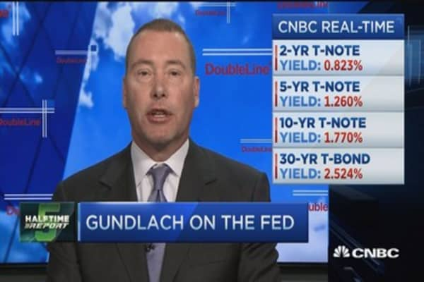 Gundlach: Investors should be a in a defensive position