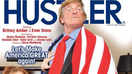 Larry Flynt's Donald Trump porno parody
