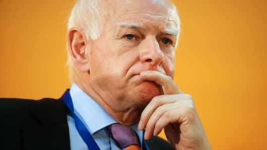 Howard Davies, chairman of Royal Bank of Scotland Group Plc
