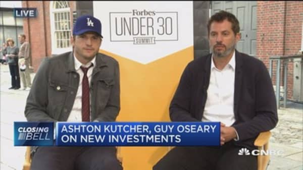 Kutcher & Oseary's new investments for Sound Ventures